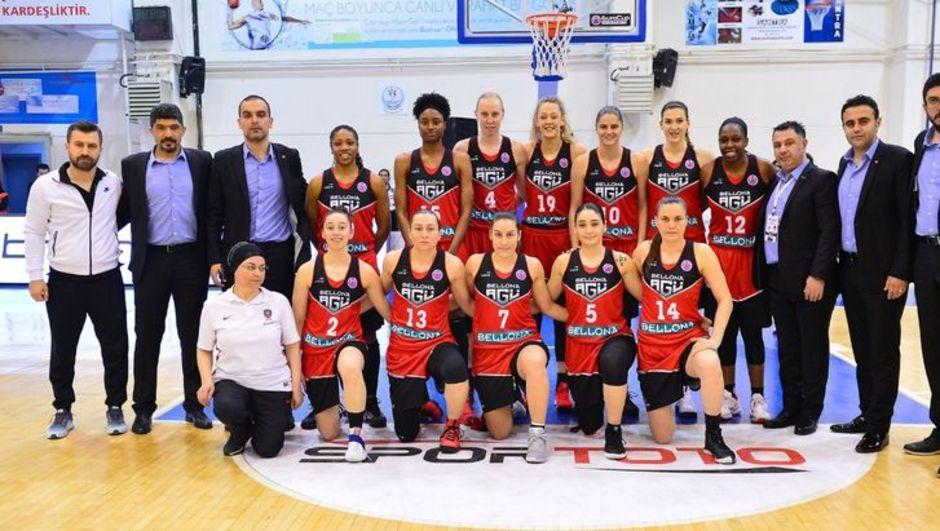 Türkiye Kadınlar Basketbol Süper Ligi'nde mücadele eden Abdullah Gül Üniversitesi Spor Kulübü'nün (AGÜ Spor) ismi Kayseri Basketbol Spor Kulübü oldu