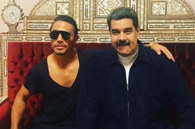 Maduro, Nusret'te yemek yedi, ülkesi ayaklandı!