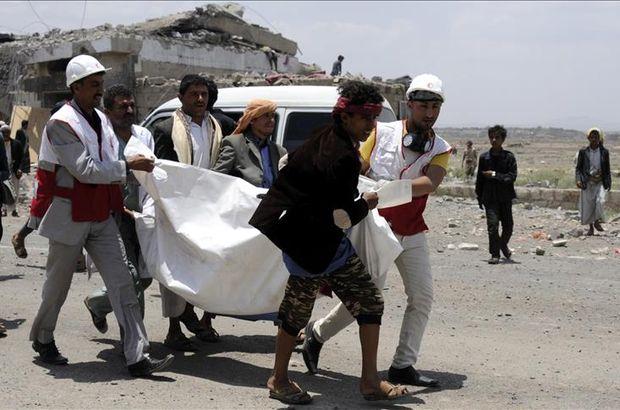 CNN: Yemen'de siviller ABD yapımı bombalarla ölüyor