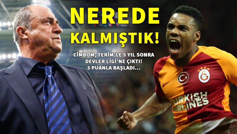 Galatasaray - Lokomotiv Moskova maçının canlı anlatımı HTSPOR ARENA'da... Temsilcimiz Galatasaray, Şampiyonlar Ligi D Grubu ilk maçında Rusya'dan Lokomotiv Moskova'yı konuk ediyor