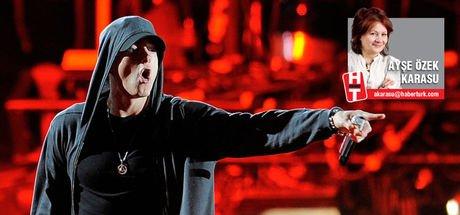 Eminem yine diss attı rap ortamı fena karıştı