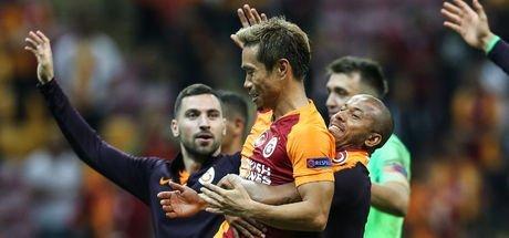 """""""Galatasaray'da olduğum için gururluyum"""""""