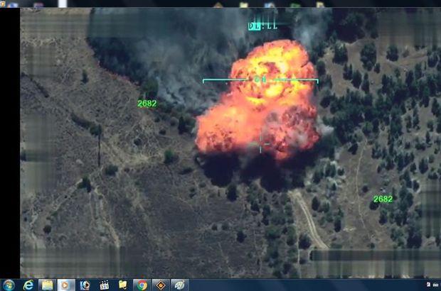 Kuzey Irak'ta büyük operasyon!