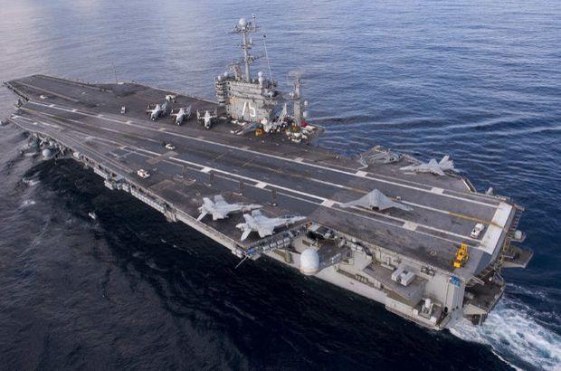 Sular ısındı: ABD Donanması Akdeniz'de operasyon başlattı!