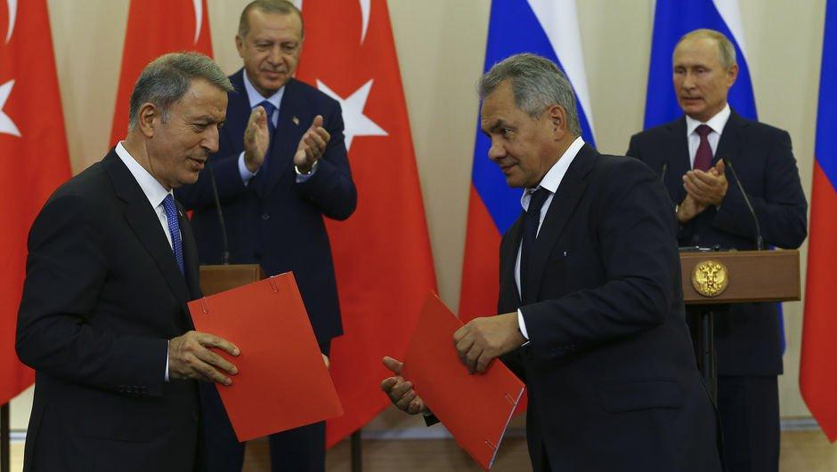 ABD'li komutan: Türkiye-Rusya anlaşması kalıcı olursa destekleriz!