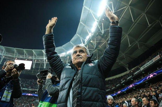Beşiktaş, Avrupa'da 'Güneş' açıyor!