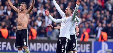 Beşiktaş'ın bileği Avrupa'da bükülmüyor!