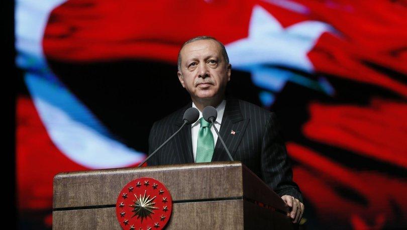Son dakika: Cumhurbaşkanı Erdoğan: Bizde kriz falan yok, bunlar manipülasyon