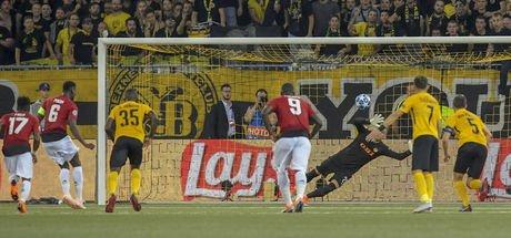 United, Young Boys deplasmanında 3 puan arıyor