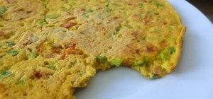 Yulaflı omlet tarifi ve kalorisi... Sporcu omleti nasıl yapılır?