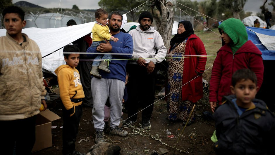 Yunanistan'a 1.15 milyar euro 'mülteci yardımı'!