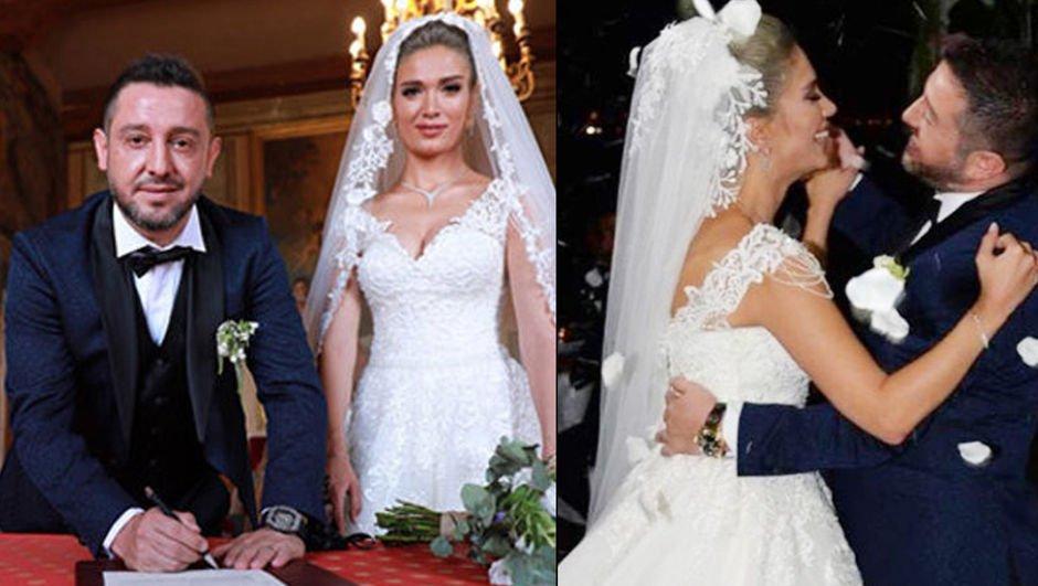 Roma'da nikah Boğaz'da düğün!