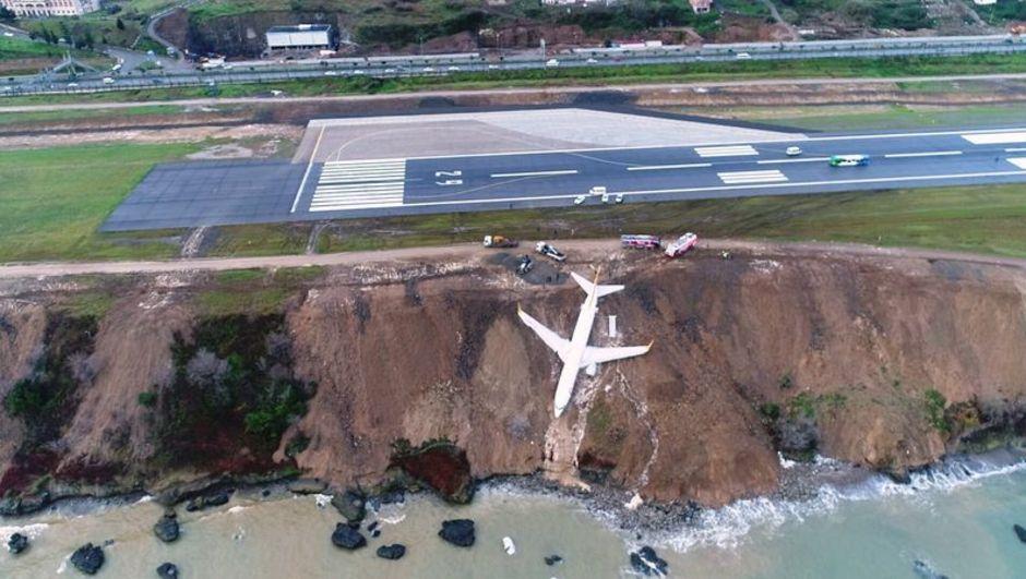 O uçağın akıbeti belli oldu!