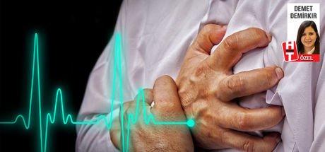 Hapşırık kalp krizine neden olur mu?