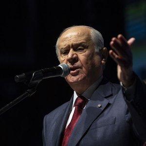 BAHÇELİ: İSTANBUL'DA ADAY ÇIKARMAYACAĞIZ