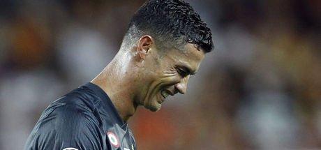 UEFA'dan Ronaldo'ya şok!