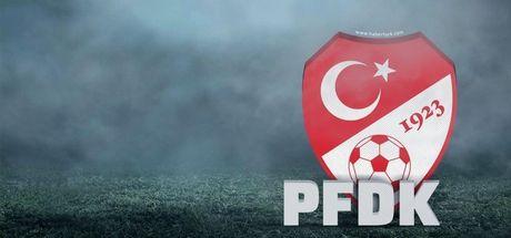 PFDK kararları açıklandı! Trabzonspor ve Fenerbahçe...
