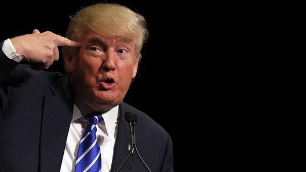 """Trump'tan Orta Doğu ülkelerine tehdit: """"Bunu hatırlayacağız"""""""