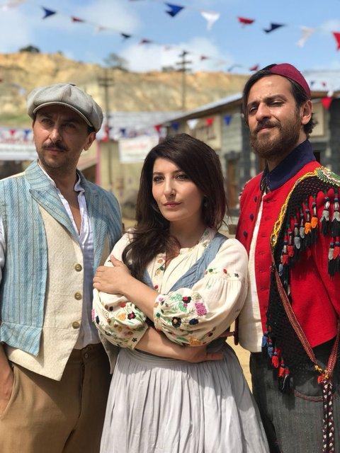 'Türkish'i Dondurma'nın setinden izlenim