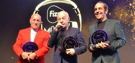 İstanbul Müzik Ödülleri sahiplerine verildi