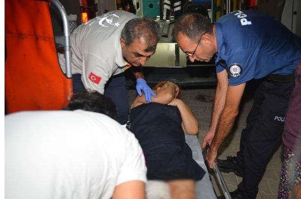 Adana kadına şiddet