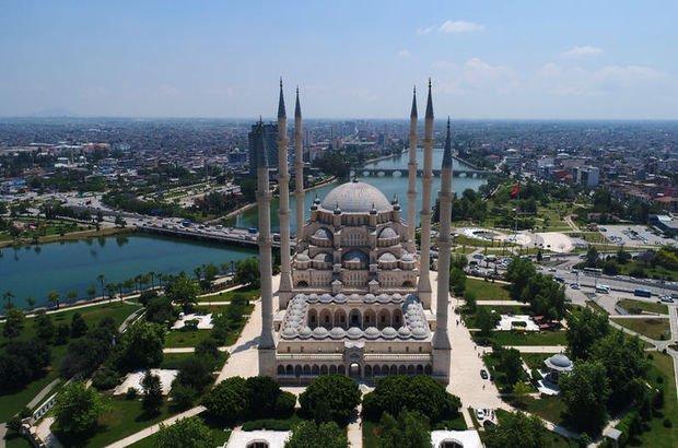 Adana Cuma namazı saati