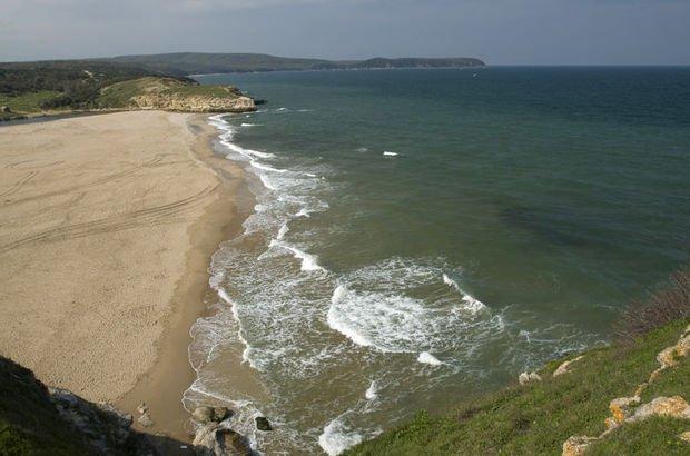 Kıyı'm'köy açıklaması! 300 bin ton kum çıkarılacağı iddia edilmişti!