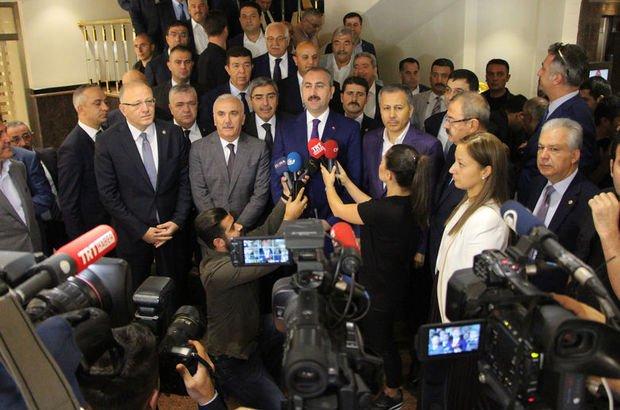 Bakan Gül'den, Berberoğlu yorumu