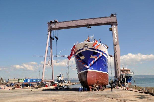 Türk gemi inşa sektörü
