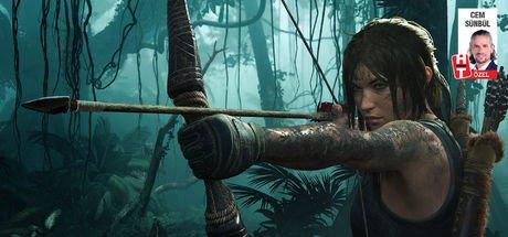 Lara Croft efsanesi yine sahnede