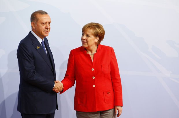 Cumhurbaşkanı Erdoğan-Merkel görüşmesinin tarihi belli oldu!