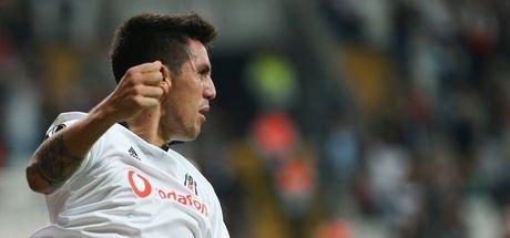 Beşiktaşlı Roco haftanın en iyi 11'inde
