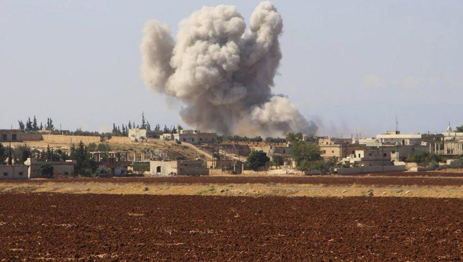 Milli Savunma Bakanlığı açıkladı! İdlib'de sınırlar belirlendi!