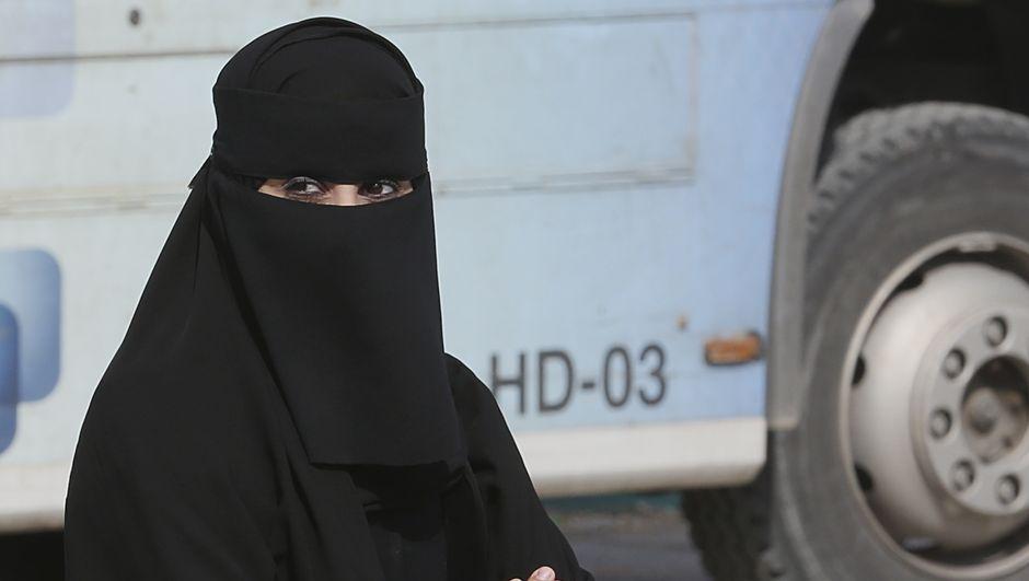 Suudi resmi kanalında bir ilk!