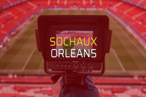 Sochaux - Orleans rakamlar