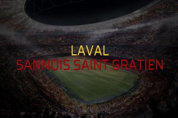 Laval - Sannois Saint Gratien maç önü