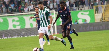 Bursa'da heyecan sürüyor! Penaltı kaçtı...