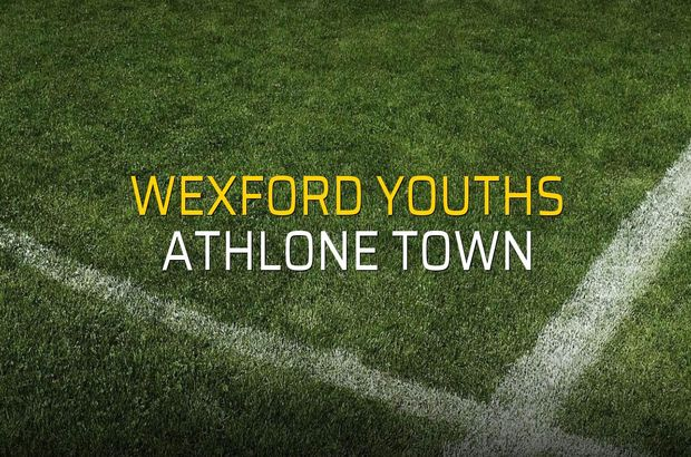 Wexford Youths - Athlone Town maçı heyecanı