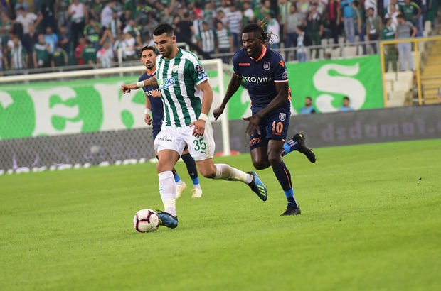Bursaspor - Başakşehir