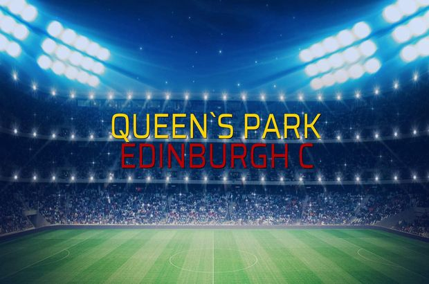 Queen`s Park - Edinburgh C düellosu