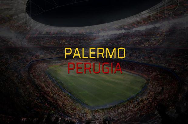 Palermo - Perugia maç önü