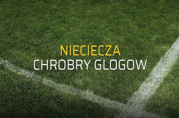 Nieciecza - Chrobry Glogow düellosu