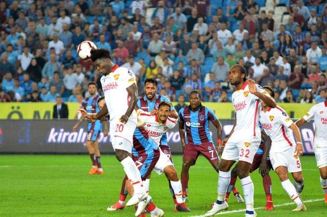 Trabzonspor - Göztepe maçında VAR kararları