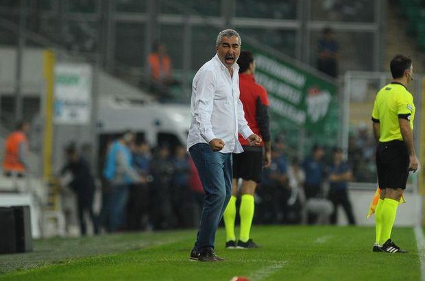Bursaspor Samet Aybaba