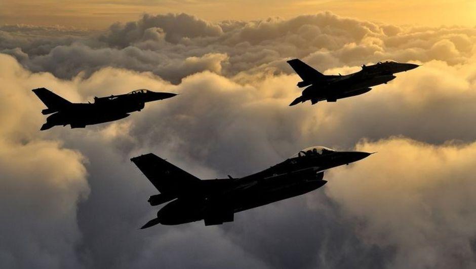2 hava harekatında 10 terörist etkisiz hale getirildi