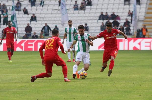 Kayserispor Konyaspor maçı saat kaçta?