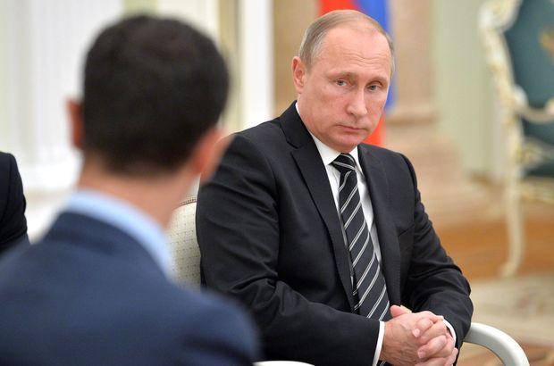 Putin, Esad'ın telefonlarına çıkmıyor mu?