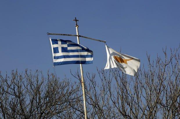 KKTC, Yunan bayraklı gemiye operasyon!