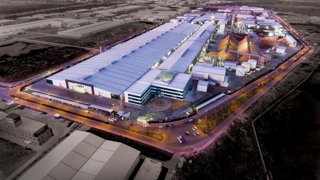 120 milyon euro yatırımla 2. fabrikayı yapacaklar!