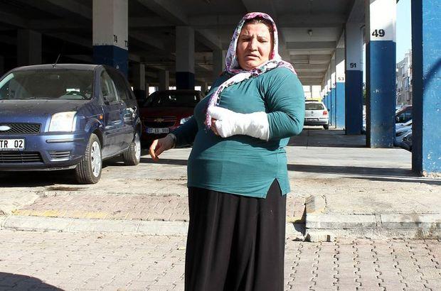 Engelli kadın olayın şokunu atlatamadı